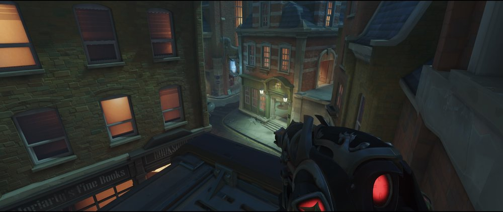 high ground visual attack Widowmaker Kings Row Overwatch.jpg