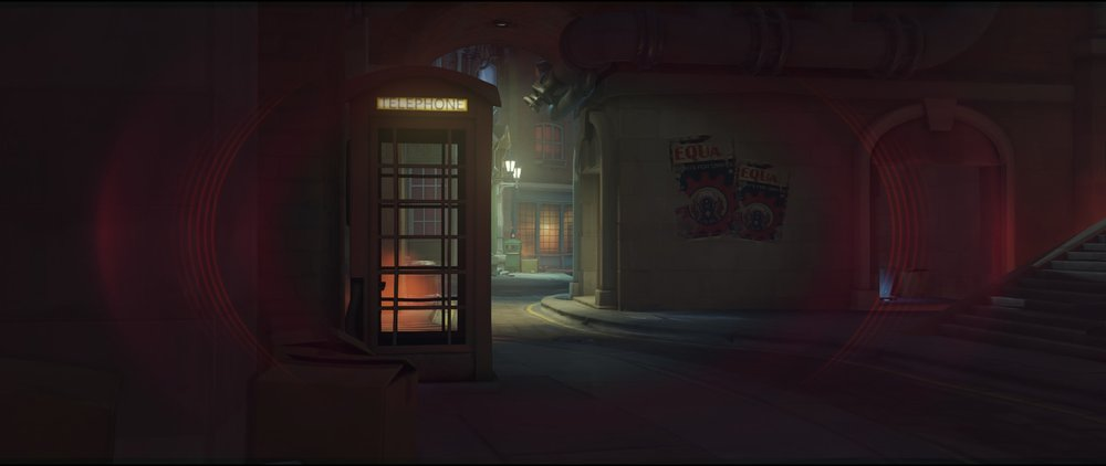 Phone box defense Widowmaker Kings Row Overwatch.jpg