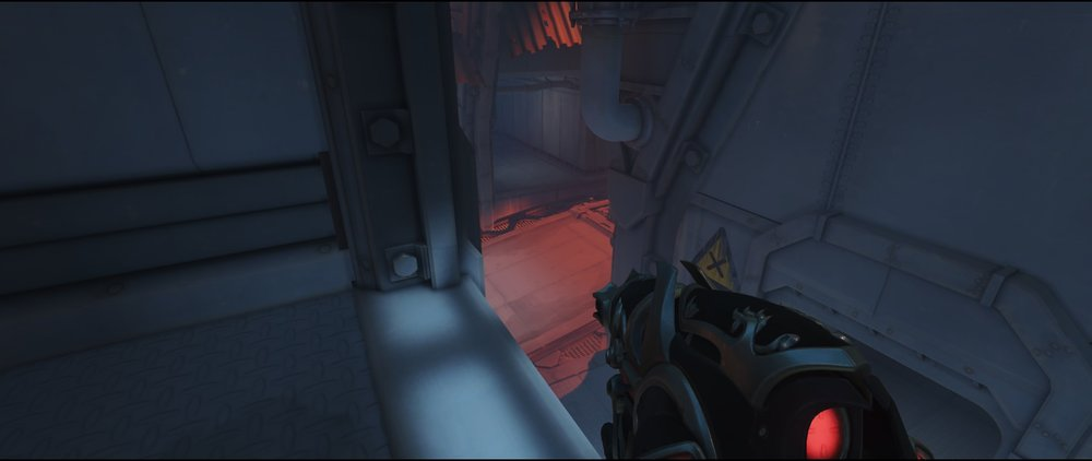 Flank spot third point defense Widowmaker Kings Row Overwatch.jpg