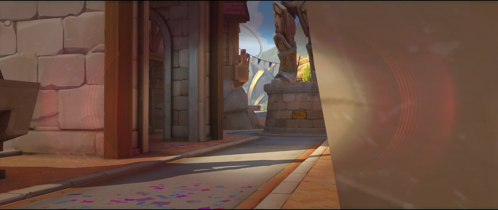 Right side statue view attack sniping spot Widowmaker Blizzard World Overwatch.jpg
