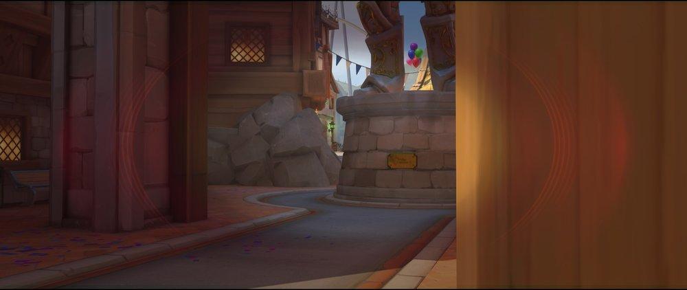 Right side gate attack sniping spot Widowmaker Blizzard World Overwatch.jpg