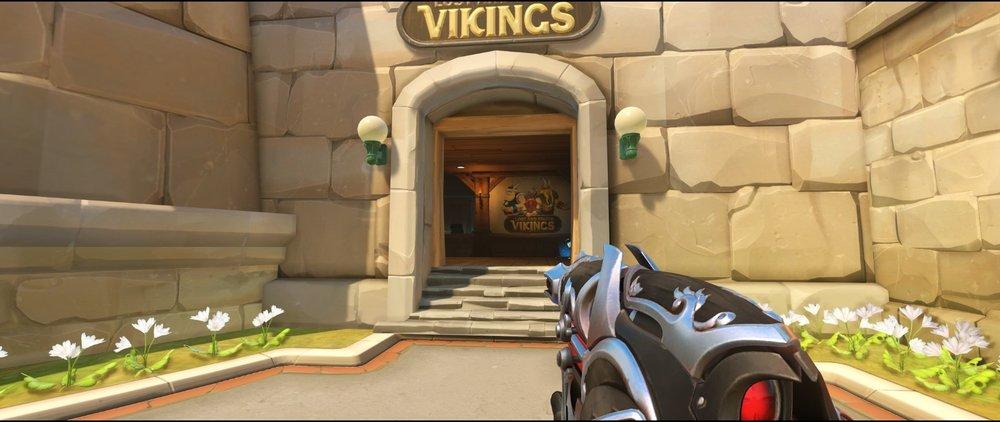 Vikings shop attack sniping spot Widowmaker Blizzard World Overwatch.jpg