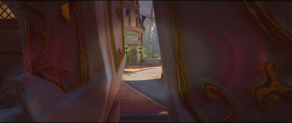 Main statue view attack sniping spot Widowmaker Blizzard World Overwatch.jpg