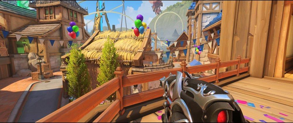main high ground attack sniping spot Widowmaker Blizzard World Overwatch.jpg