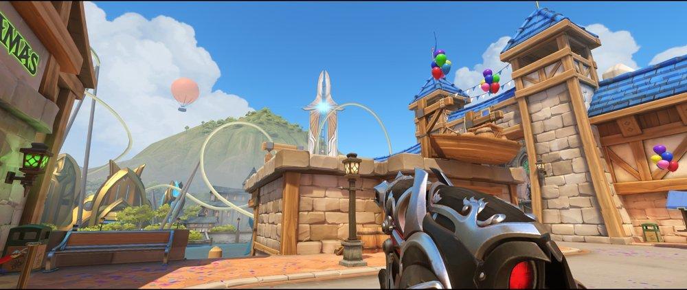 First point area defense sniping spot Widowmaker Blizzard World Overwatch.jpg