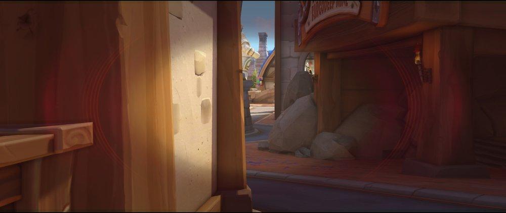 First point right boxes defense sniping spot Widowmaker Blizzard World Overwatch.jpg