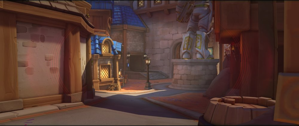 First point left boxes defense sniping spot Widowmaker Blizzard World Overwatch.jpg
