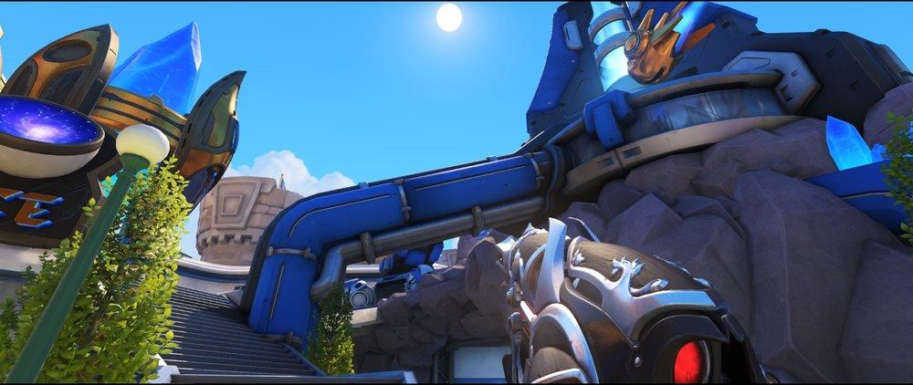 Pipe defense first point defense sniping spot Widowmaker Blizzard World Overwatch.jpg