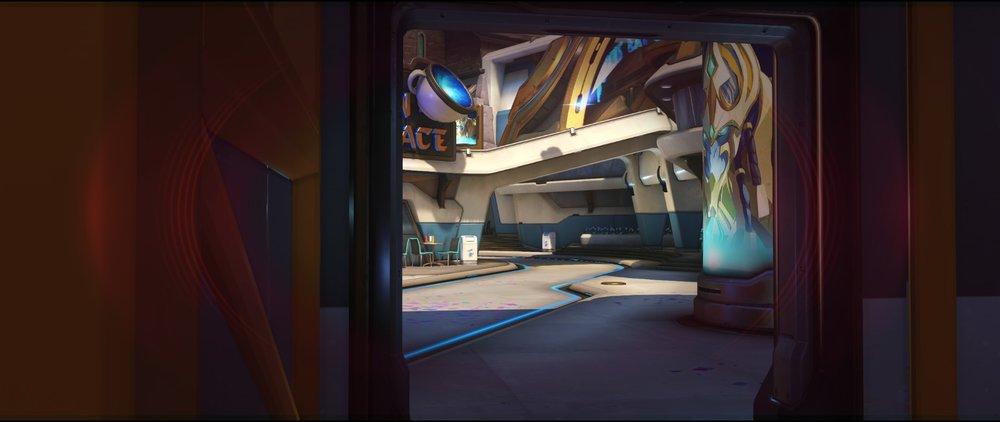 Basic spot second point attack sniping spot Widowmaker Blizzard World Overwatch .jpg