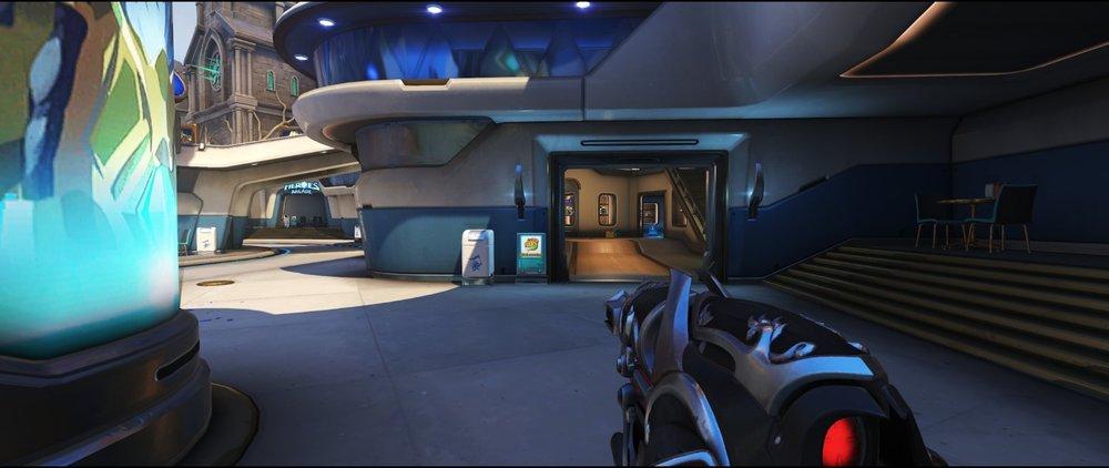 Nexus point attack sniping spot Widowmaker Blizzard World Overwatch.jpg