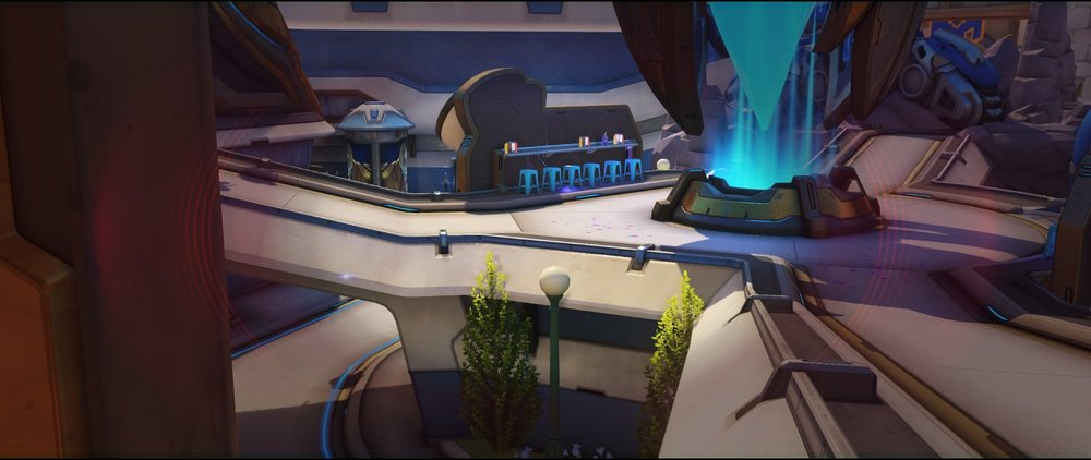 Mid view arcade defense sniping spot Widowmaker Blizzard World Overwatch.jpg
