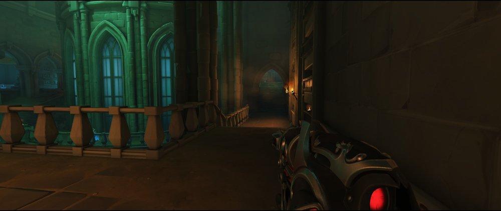 Visual right side third point attack sniping spot Widowmaker Blizzard World Overwatch.jpg