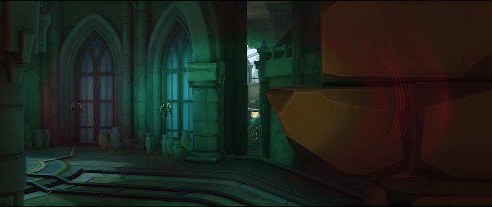 bricks view three third point defense sniping spot Widowmaker Blizzard World Overwatch.jpg