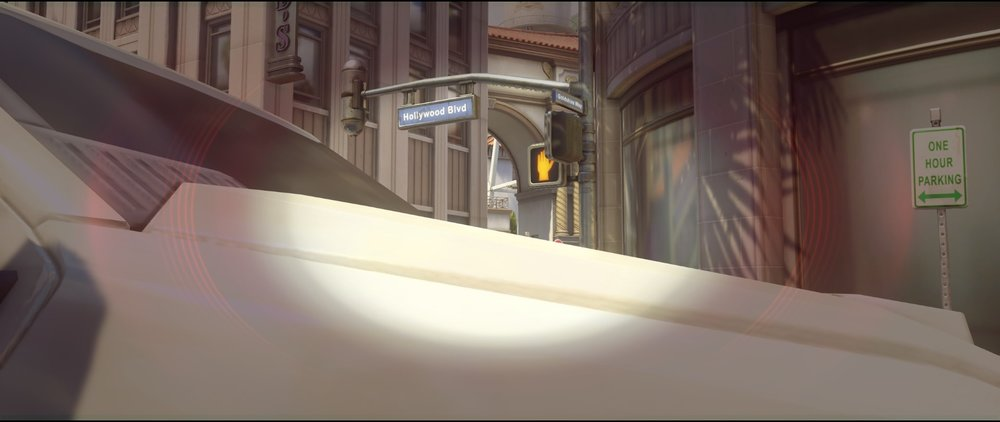 Spawn car vision offense Widowmaker sniping spots Hollywood Overwatch.jpg