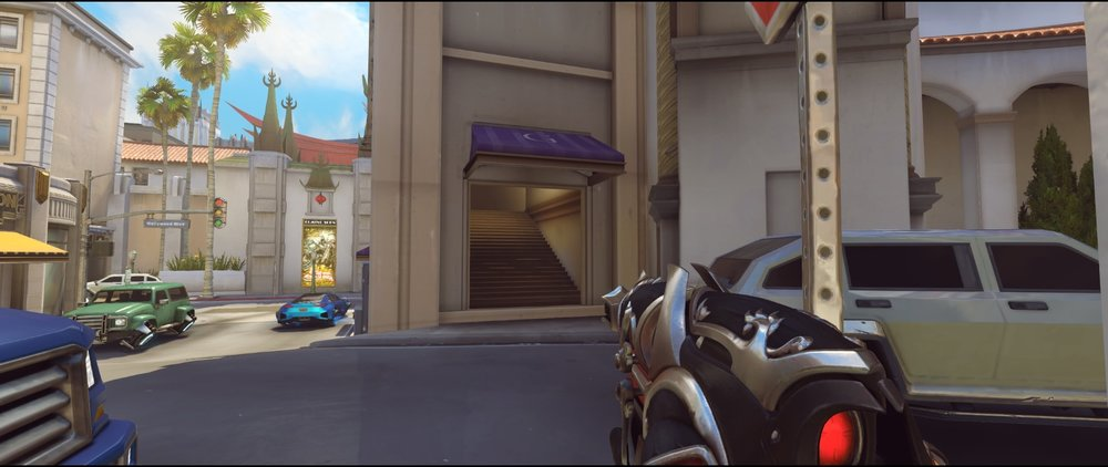Pub offense Widowmaker sniping spots Hollywood Overwatch.jpg