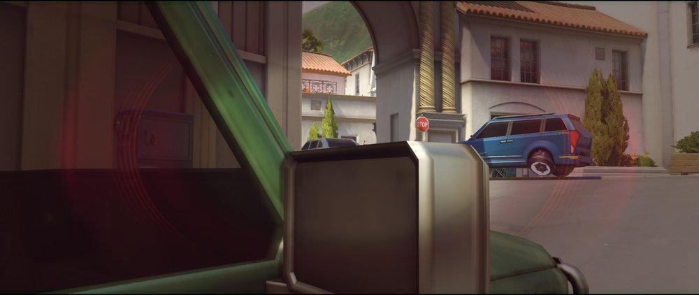 Green car view offense Widowmaker sniping spots Hollywood Overwatch.jpg