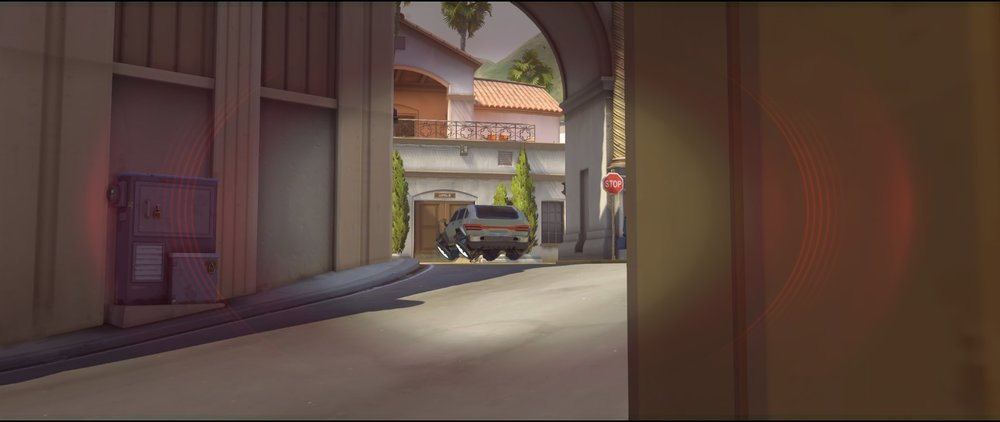 Hotel left view Widowmaker sniping spots Hollywood Overwatch.jpg