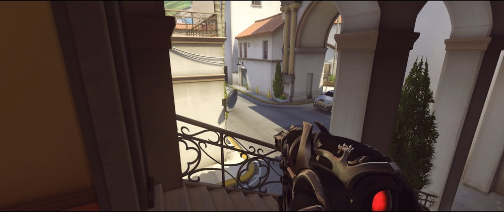 Stairs offense Widowmaker sniping spots Hollywood Overwatch.jpg