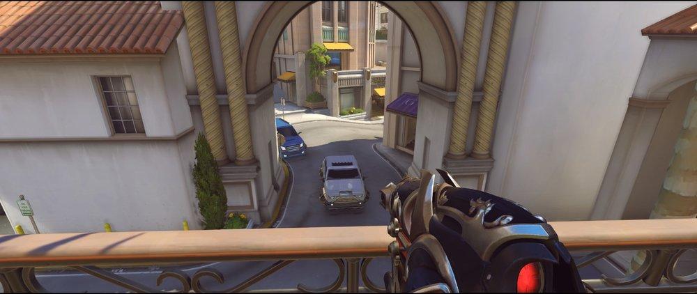 Juice vision defense Widowmaker sniping spots Hollywood Overwatch.jpg