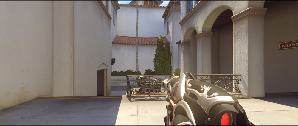 Alley defense Widowmaker sniping spots Hollywood Overwatch.jpg