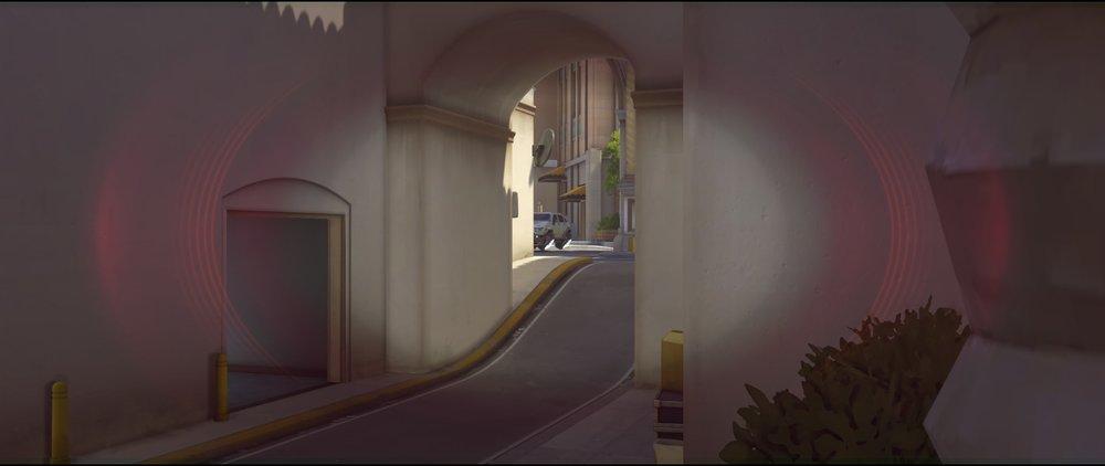 Alley defense vision Widowmaker sniping spots Hollywood Overwatch.jpg