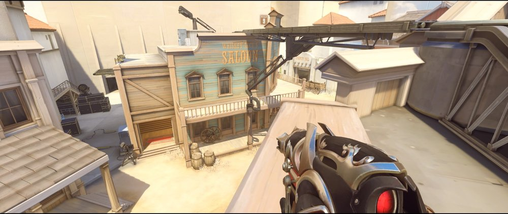 Bank vision offense Widowmaker sniping spots Hollywood Overwatch.jpg