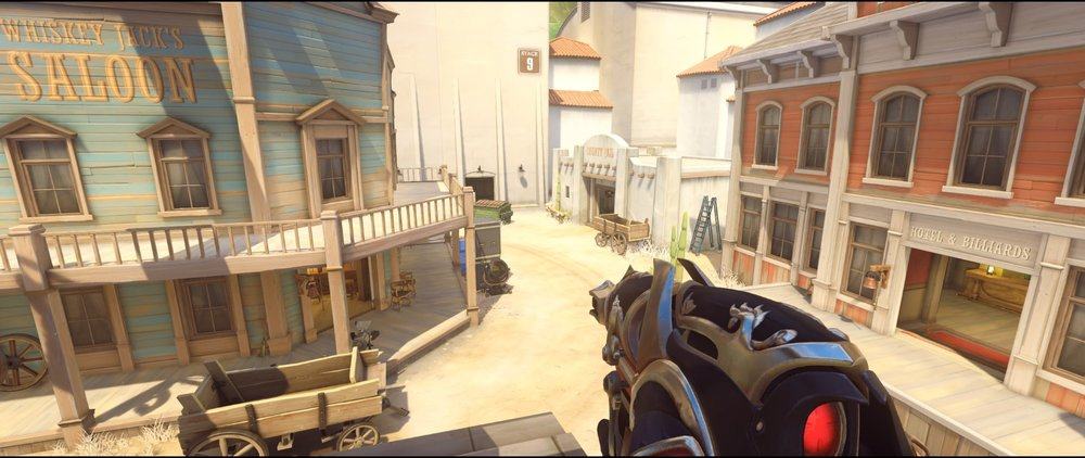 Third roof offense Widowmaker sniping spots Hollywood Overwatch.jpg