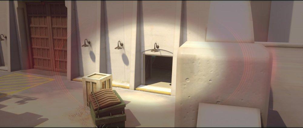 Jail vision door attack Widowmaker sniping spots Hollywood Overwatch.jpg
