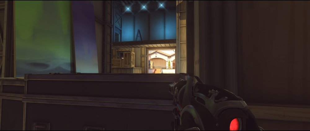 Main view third point attack Widowmaker sniping spot Hollywood Overwatch.jpg