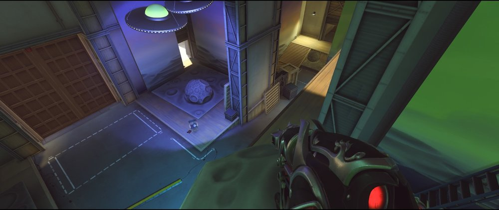 Secondary moon defense Widowmaker sniping spot Hollywood Overwatch.jpg