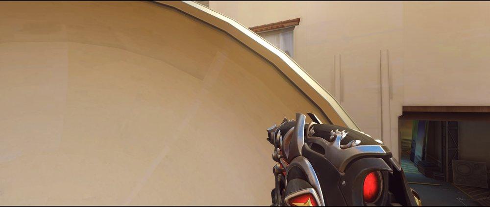 Antenna protection defense Widowmaker sniping spot Hollywood Overwatch.jpg