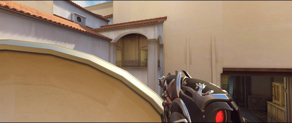 Antenna balcony defense Widowmaker sniping spot Hollywood Overwatch.jpg