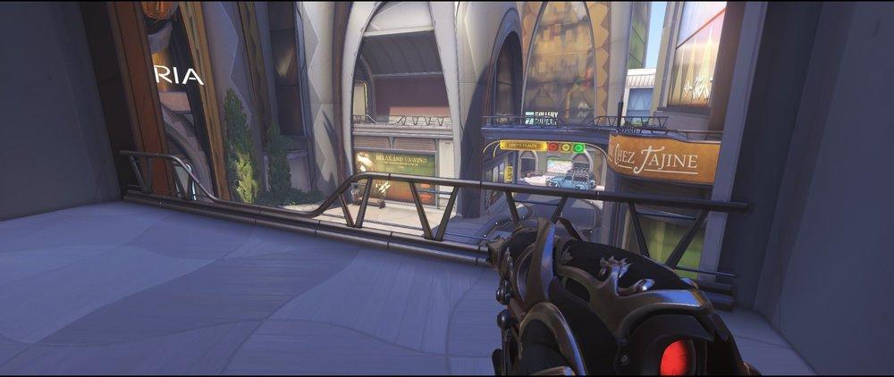 main high ground offense Widowmaker sniping spot Numbany Overwatch.jpg