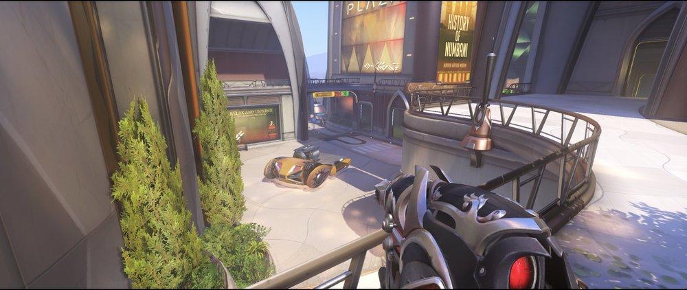 main high ground left side offense Widowmaker sniping spot Numbany Overwatch.jpg