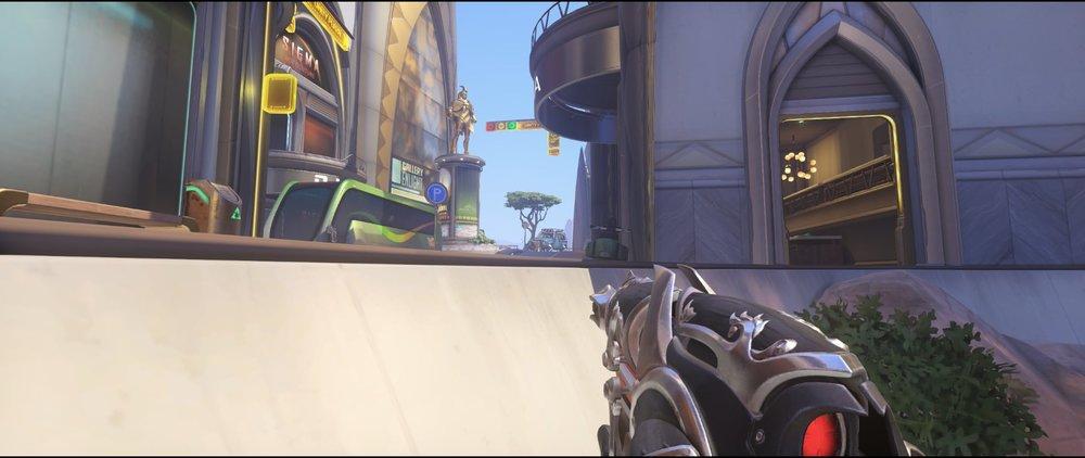Defense hidden second point Widowmaker sniping spot Numbani Overwatch.jpg