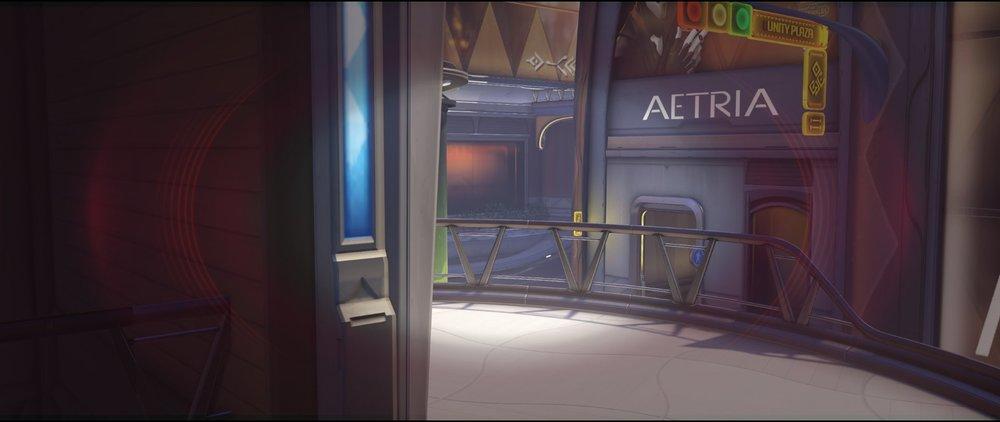 Bus high ground room defense Widowmaker sniping spot Numbani Overwatch.jpg