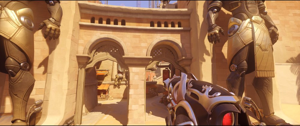 Gate attack Widowmaker sniping spot Temple of Anubis Overwatch.jpg
