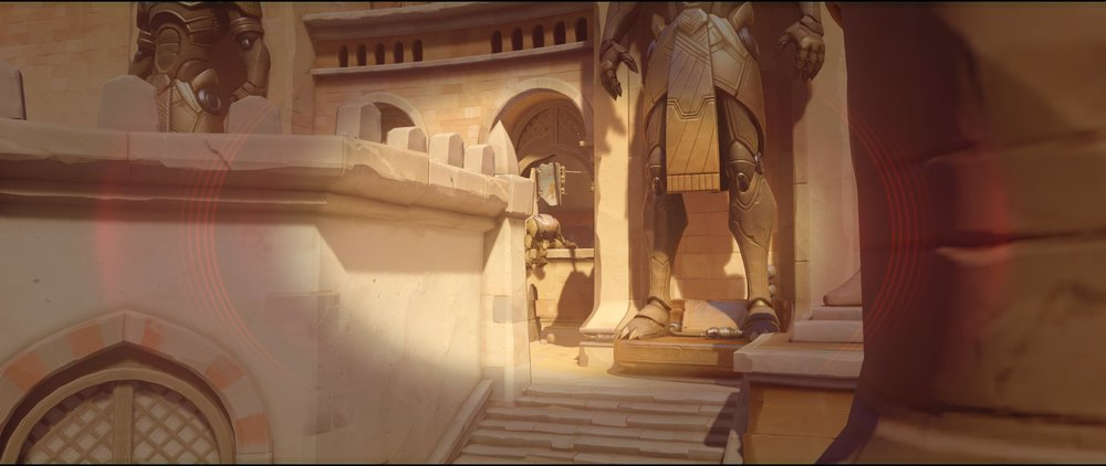 Second Statue attack Widowmaker sniping spot Temple of Anubis Overwatch.jpg