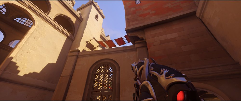 Long first high ground attack Widowmaker sniping spot Temple of Anubis Overwatch.jpg