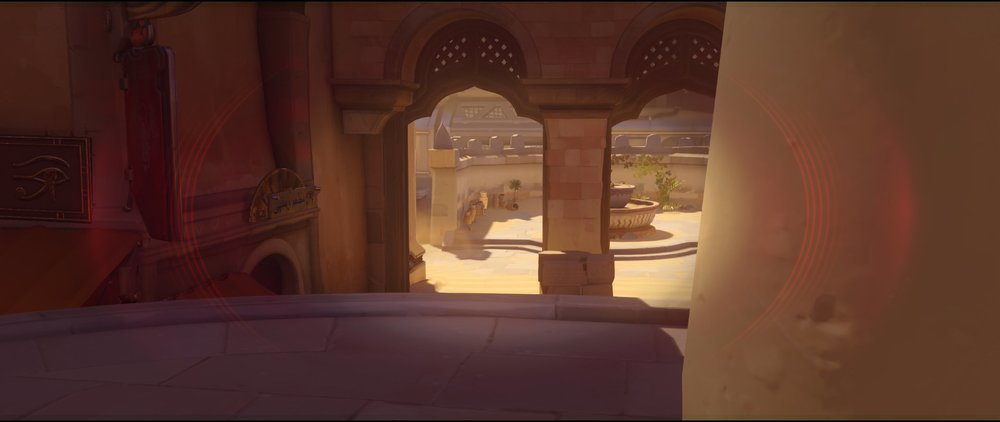 Platform pillar defense Widowmaker sniping spot Temple of Anubis Overwatch.jpg