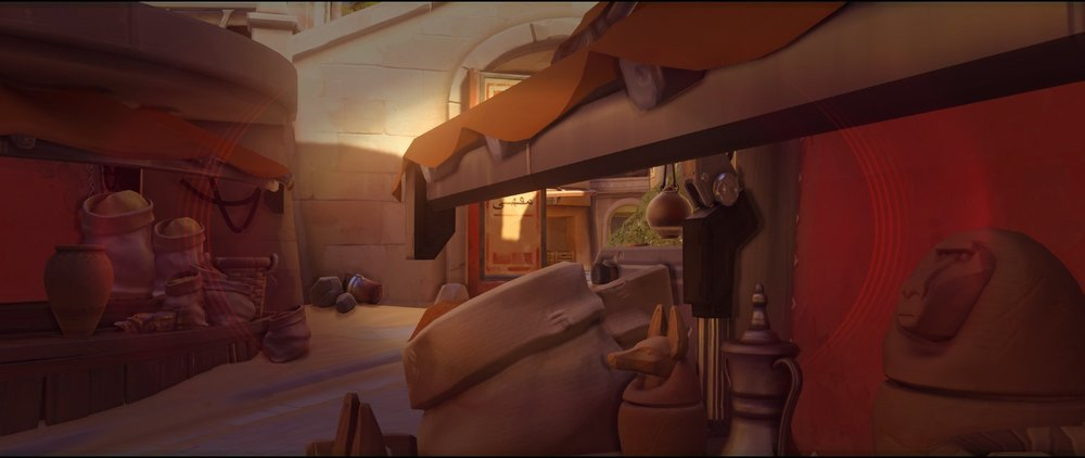 Short side view attack Widowmaker sniping spot Temple of Anubis Overwatch.jpg