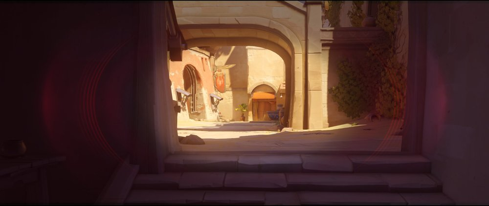 Short room view attack Widowmaker sniping spot Temple of Anubis Overwatch.jpg