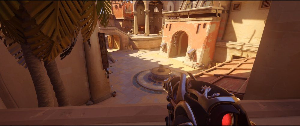 Closet attack Widowmaker sniping spot Temple of Anubis Overwatch.jpg
