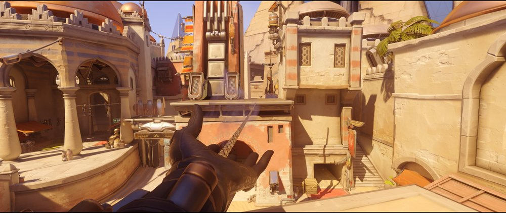 To nest attack Widowmaker sniping spot Temple of Anubis Overwatch.jpg