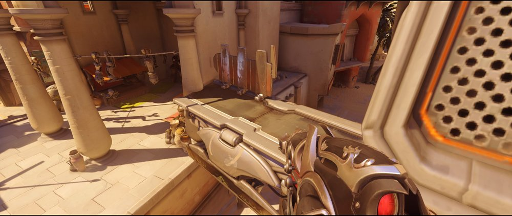 Left nest defense Widowmaker sniping spot Temple of Anubis Overwatch.jpg