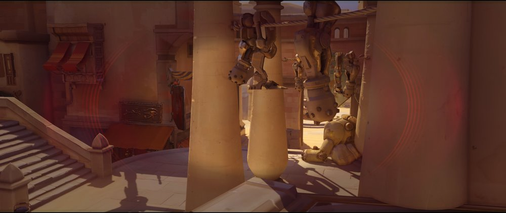 Left nest view defense Widowmaker sniping spot Temple of Anubis Overwatch.jpg