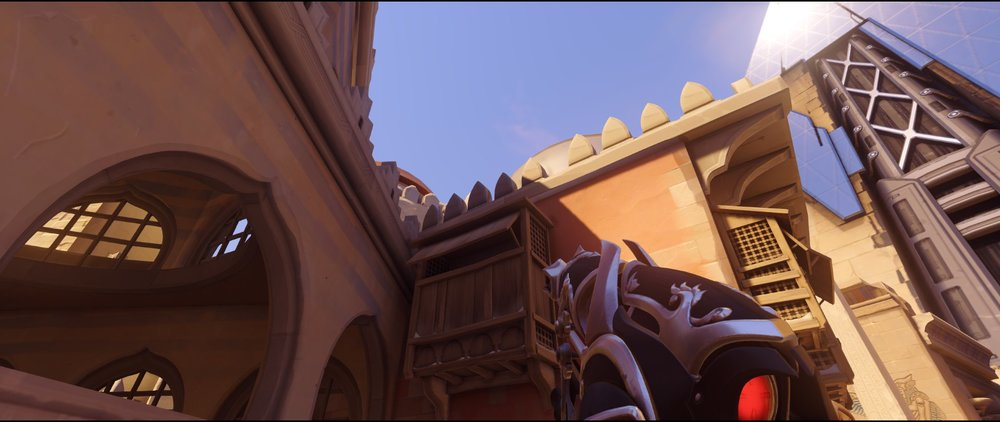 Snearky two defense Widowmaker sniping spot Temple of Anubis Overwatch.jpg