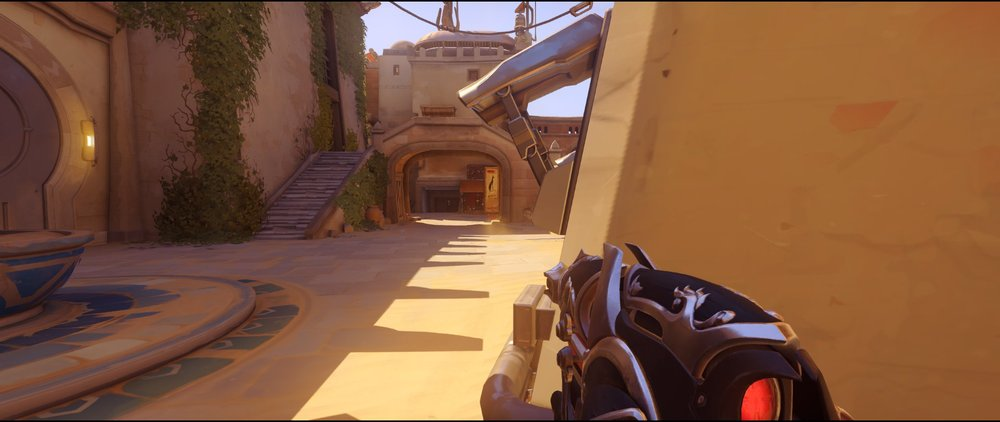 Nest ground level defense Widowmaker sniping spot Temple of Anubis Overwatch.jpg