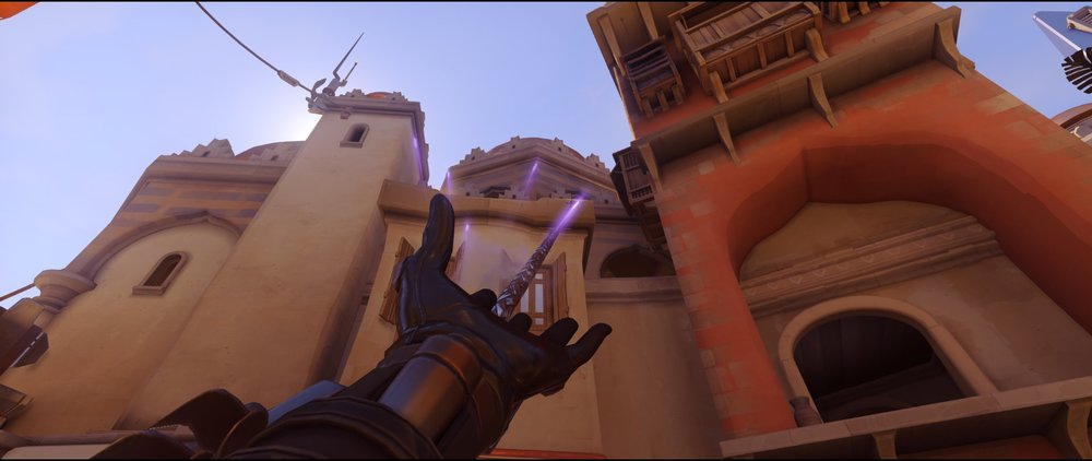 Sneaky attack second point Widowmaker sniping spot Temple of Anubis Overwatch.jpg