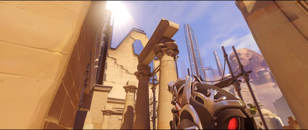 Pillars attack Widowmaker sniping spot Temple of Anubis Overwatch.jpg